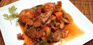 This tasty stew is perfect for colder days.